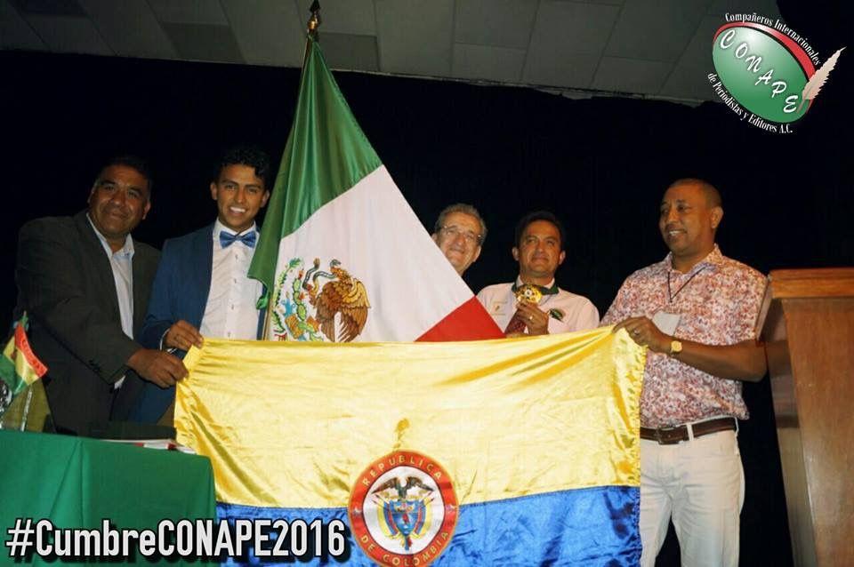 3er Cumbre Internacional de Periodismo de CONAPE culmina con éxito
