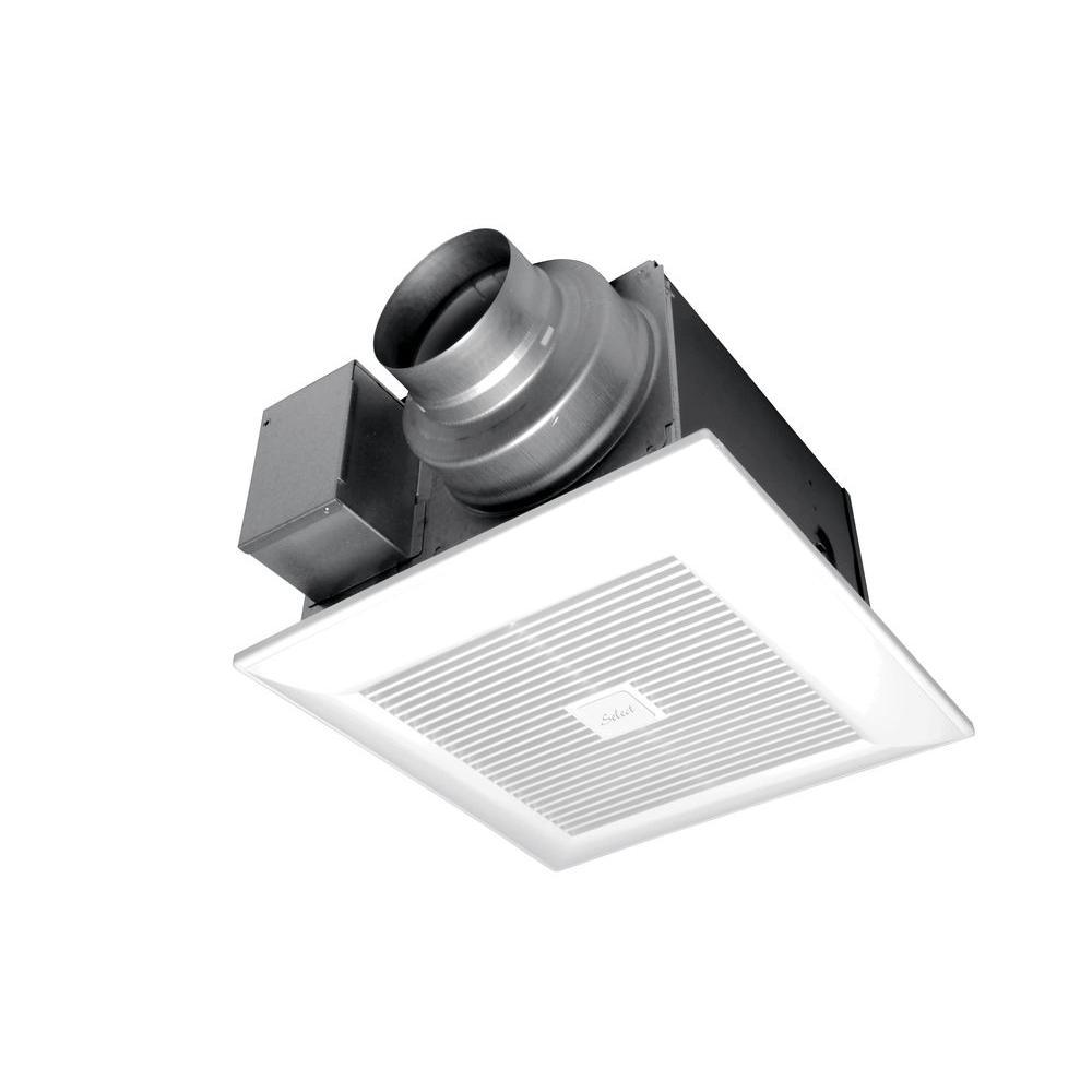 Whispergreen Select 50 80 110 Cfm Ceiling Exhaust Bath Fan Energy