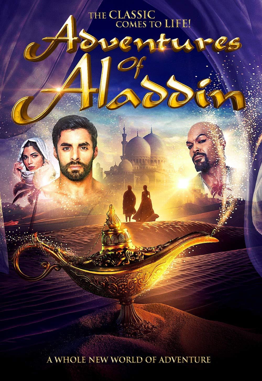Amazon Com Adventures Of Aladdin Glenn Campbell Tammy Klein David Rimawi Paul Bales David Michael Latt M Aladdin Filme Completo Aladdin Filmes Completos