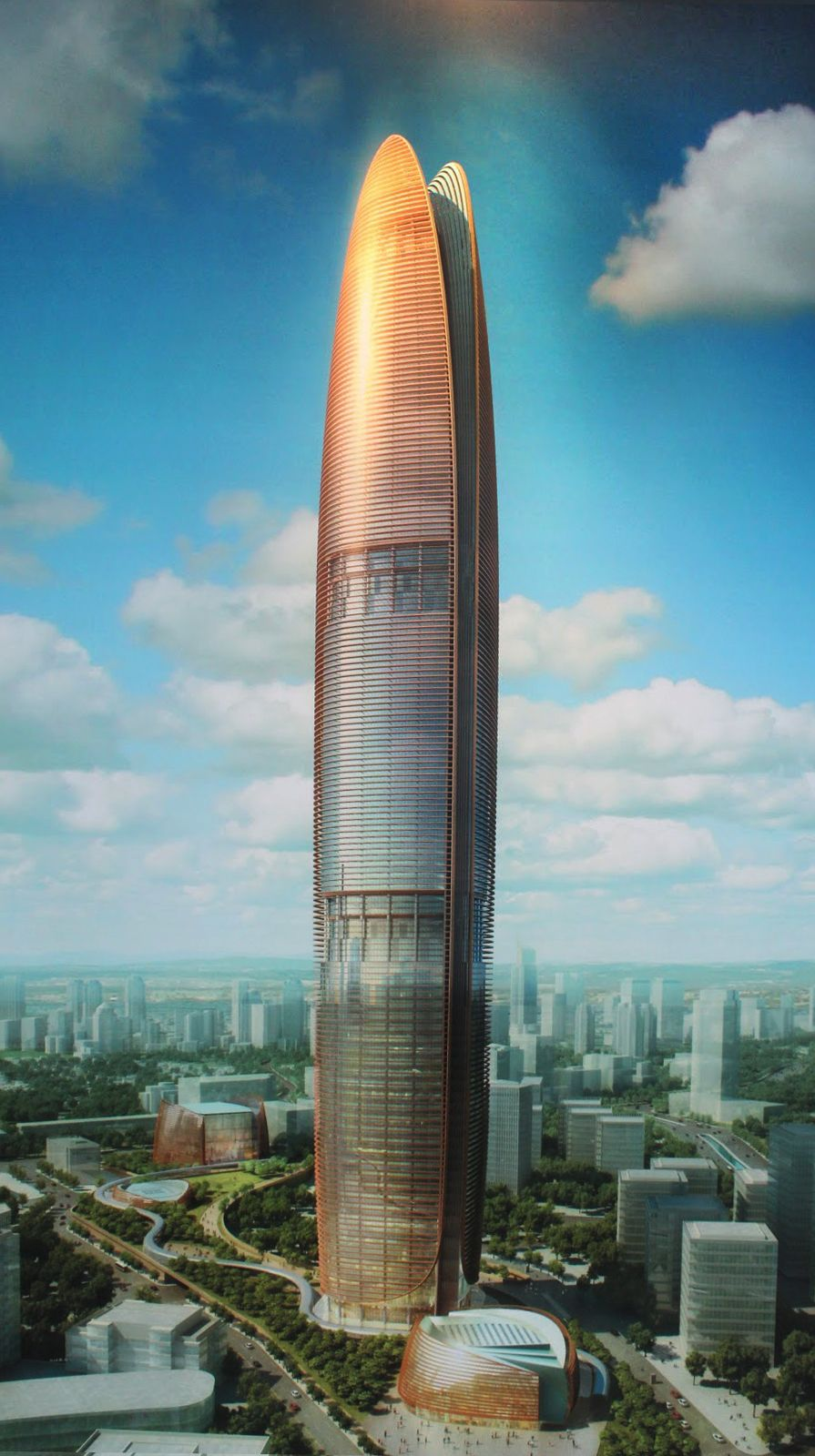 The Pertamina Tower at Rasuna Epicentrum area, South Jakarta / Office / 550m / Under Construction