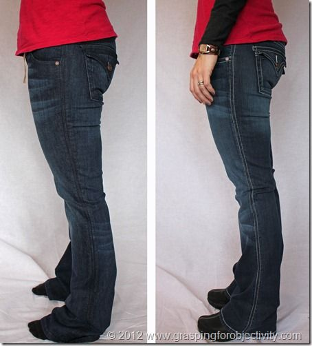 4e148525a29 LOVE this blog!! Shows tons of tips on picking the right jeans for ...