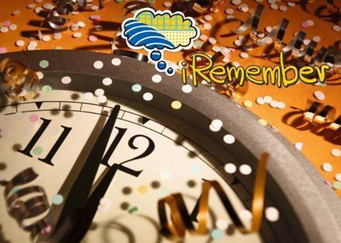 iRemember... New Year's Eve! Τελευταία μέρα του 2014!  Που θα σας βρει φέτος η αλλαγή της χρονιάς; Στο σπίτι, σε φίλους ή σε κάποιο κέντρο διασκέδασης με μουσική και χορό; Όπου κι αν είναι, ευχόμαστε να περάσετε τέλεια και μην ξεχάσετε να τραβήξετε πολλές φωτογραφίες και να τις μοιραστείτε με την παρέα του www.irememebr.gr!  #iRemember... 2015! The #party is always ON!