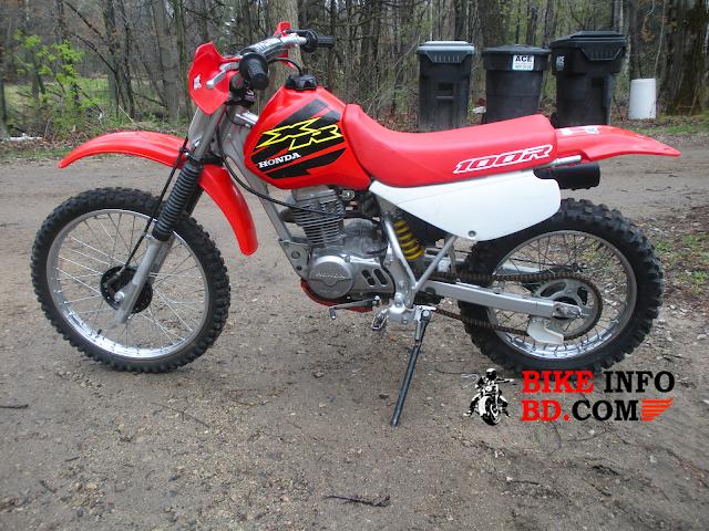 Honda Xr100 Honda Motorcycle Price Honda Models