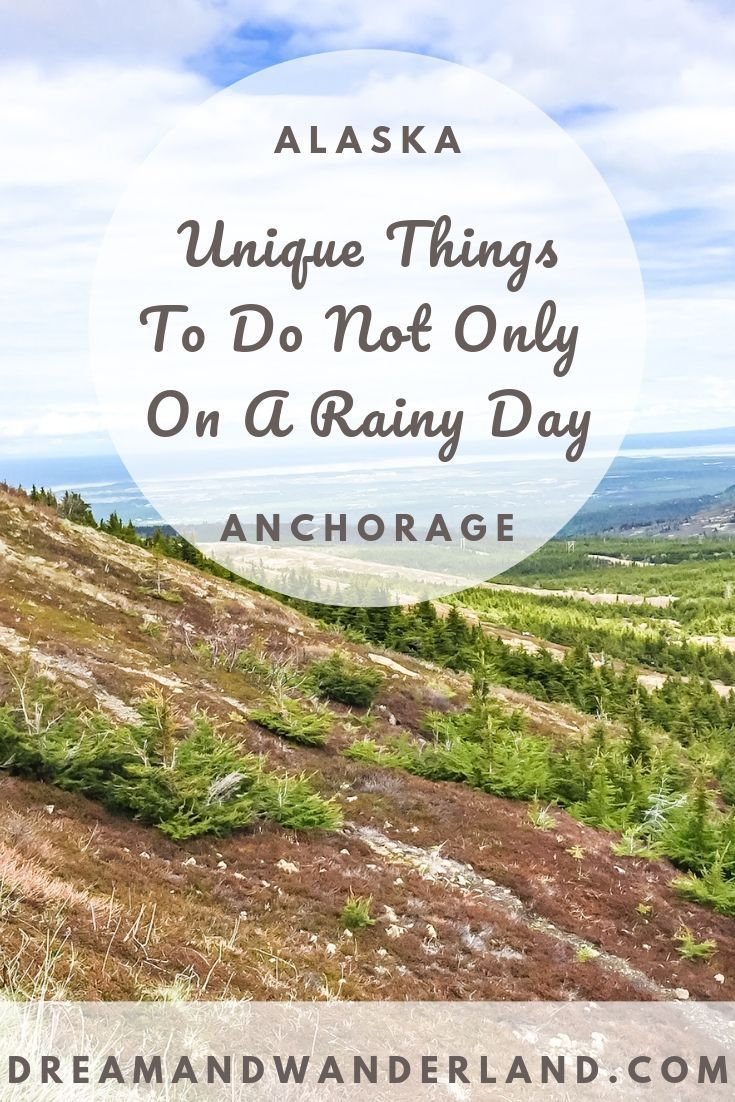 Photo of Unique Things To Do In Anchorage, Alaska – Indoor And Outdoor – Dream and Wanderland