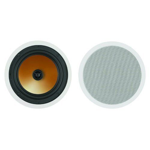 Bic America Ht8c 8 Inch Acoustech Series In Ceiling Speaker Each By Bic America 54 99 The State Of The Art Ht 8c Is A Ro Ceiling Speakers Speaker Tweeter