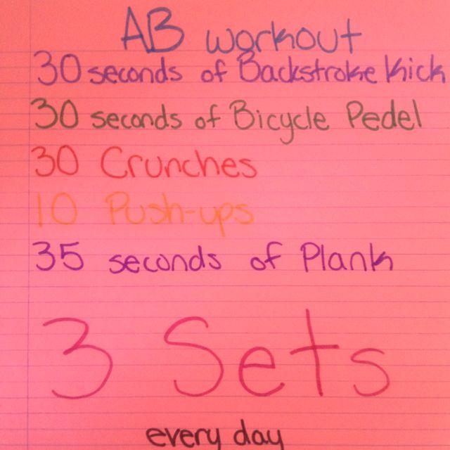 Good workout:)