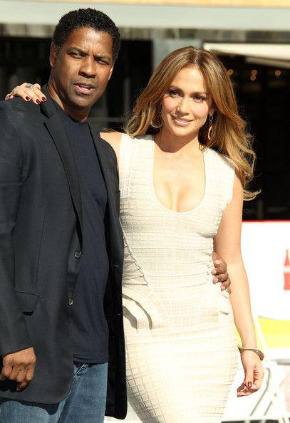 Jennifer Lopez Photos Denzel Washington Jennifer Lopez And