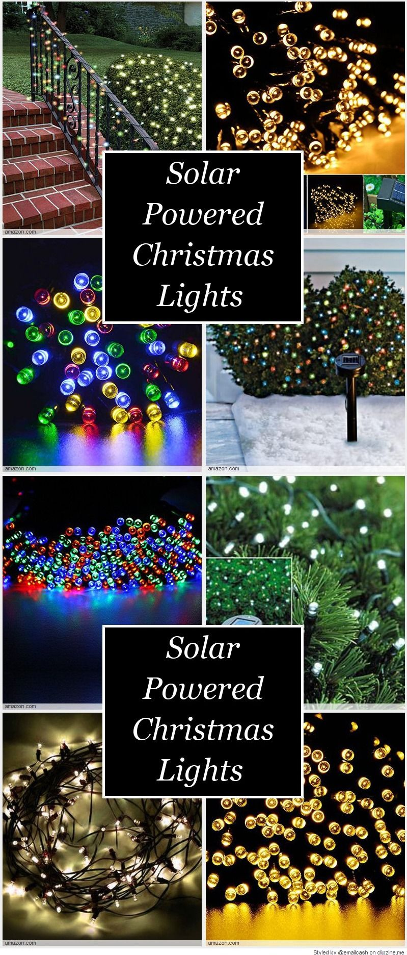 best cheap solar powered christmas lights - Cheap Christmas Lights And Decorations
