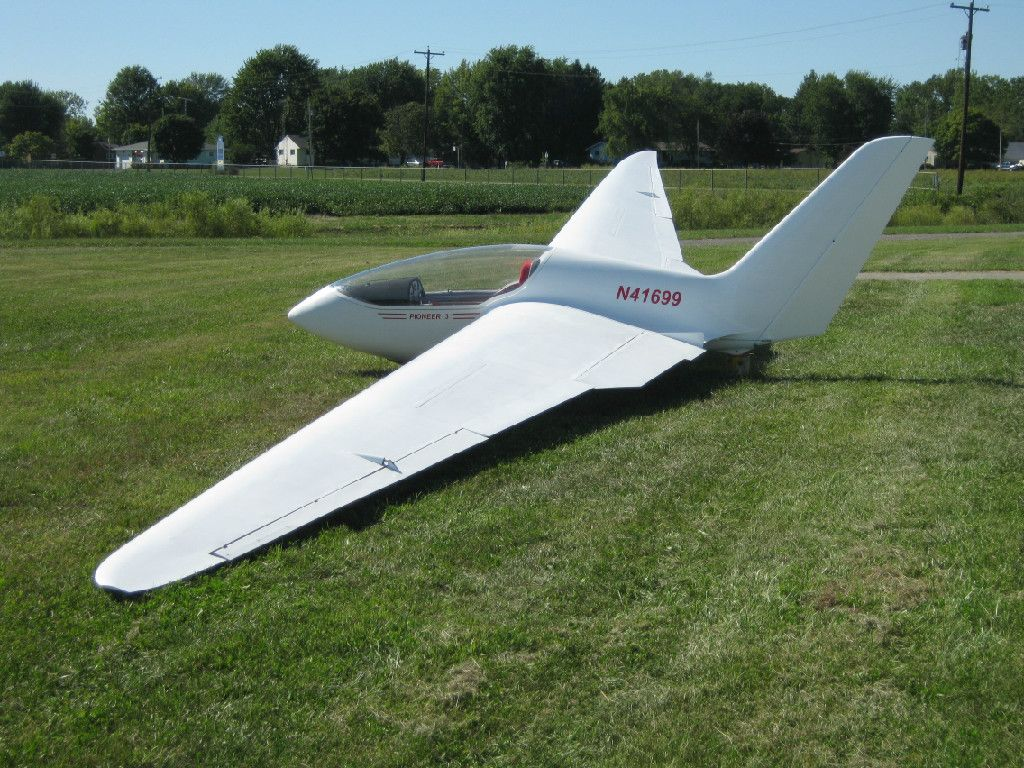 Pioneer 3 | GLIDERS | Microlight aircraft, Aircraft, Aircraft design