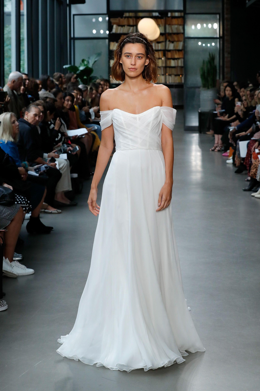 Olive In 2020 Amsale Bridal Bridal Wedding Dresses Wedding Dresses