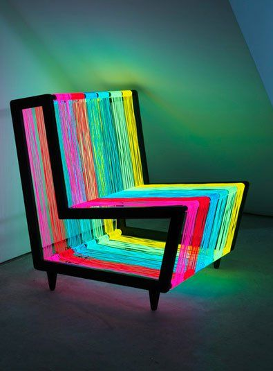 Attirant 25 Cool And Unusual Chair Designs