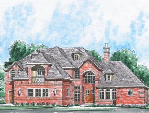 VanderPoole Luxury House Plan Texas Floor Plans