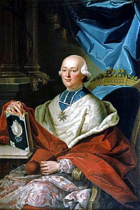 1785 Cardinal Rohan Was Fooled By A Swindler Jeanne De La Motte Believed Offering To Buy An Expensive Nec Marie Antoinette French Revolution French History