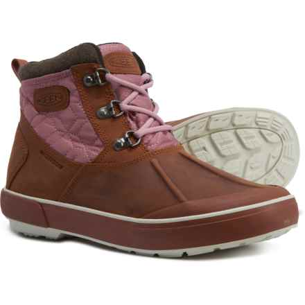 Keen Elsa II Quilted Ankle Boots