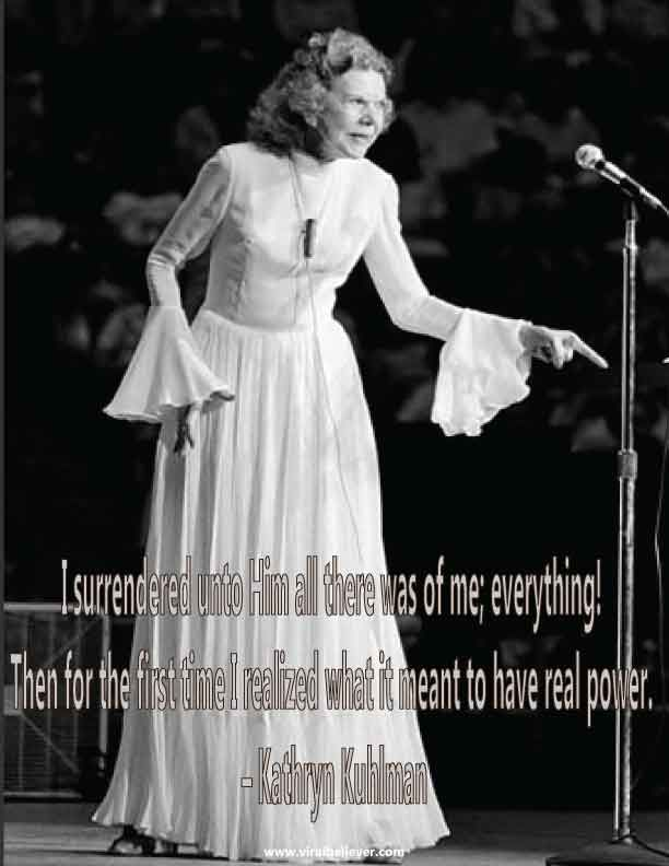 10 Marvelous Kathryn Kuhlman Quotes | Mine | Quotes, God