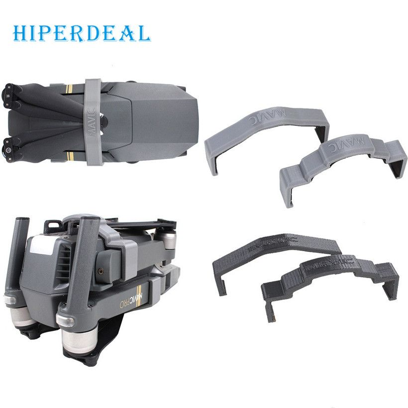 New 2017 For DJI Mavic Pro Drone blade Bracket Propeller Fixator Protection Holder Clasp drop shipping 0426