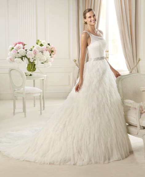 pronovias bij covers couture bruidsmode. | covers couture wedding