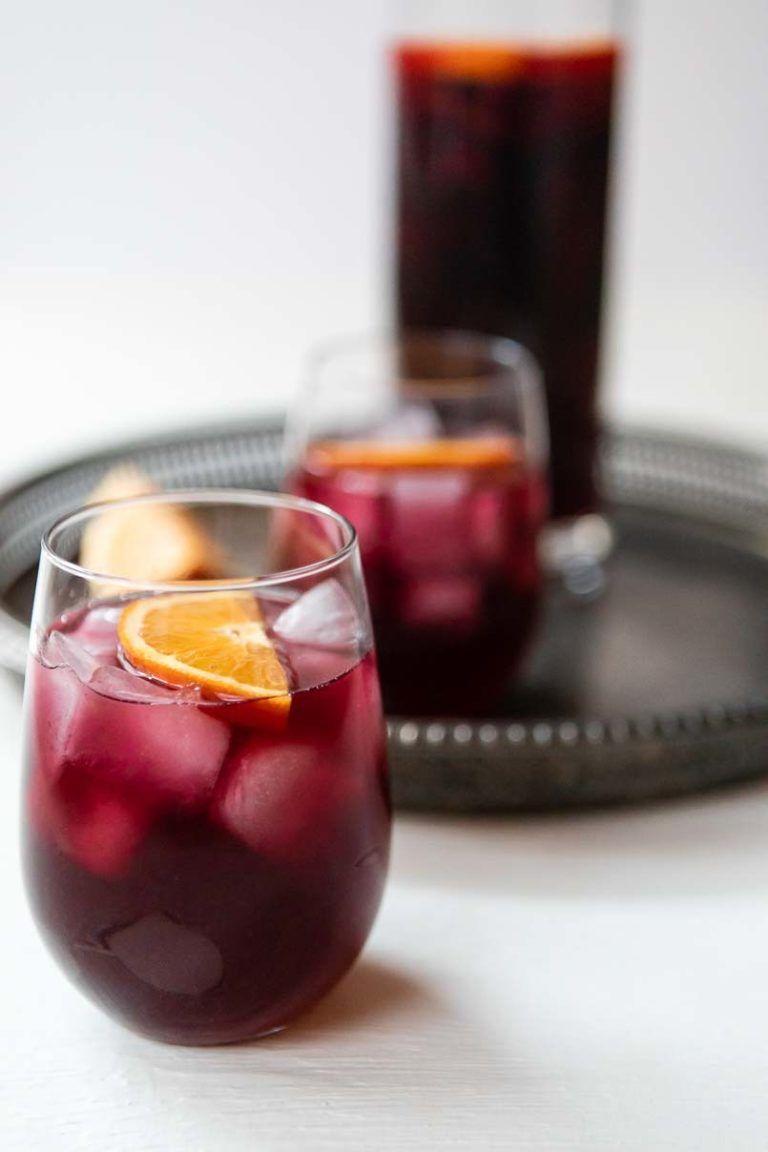 Friday Sips Next Level Costco Sangria Daydreamer Style Easy Sangria Recipes Red Sangria Recipes Sangria Recipes