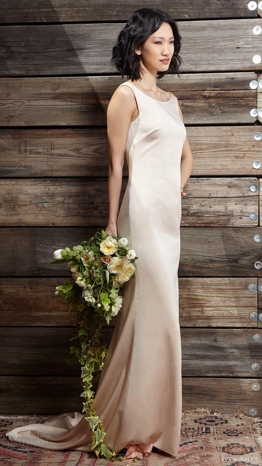 Wedding dress slip  Ivy u Aster Spring  Wedding Dresses u ucA Moment in Timeud Bridal