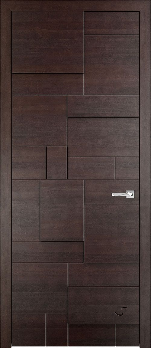 Milano Stradivari 01 Palisandr Interior Door 4 My Home