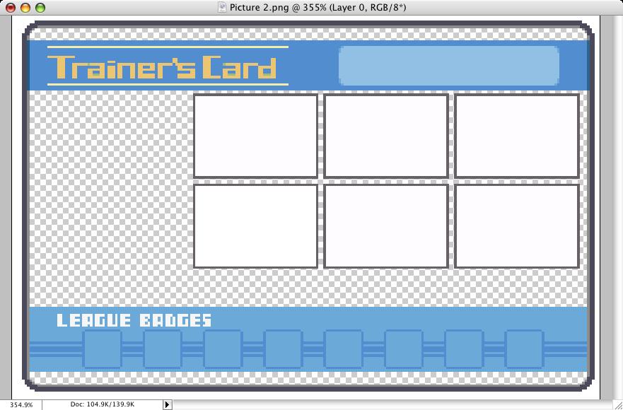 Pokemon Trainer Card Yahoo Image Search Results Pokemon Card Template Pokemon Trainer Card Pokemon