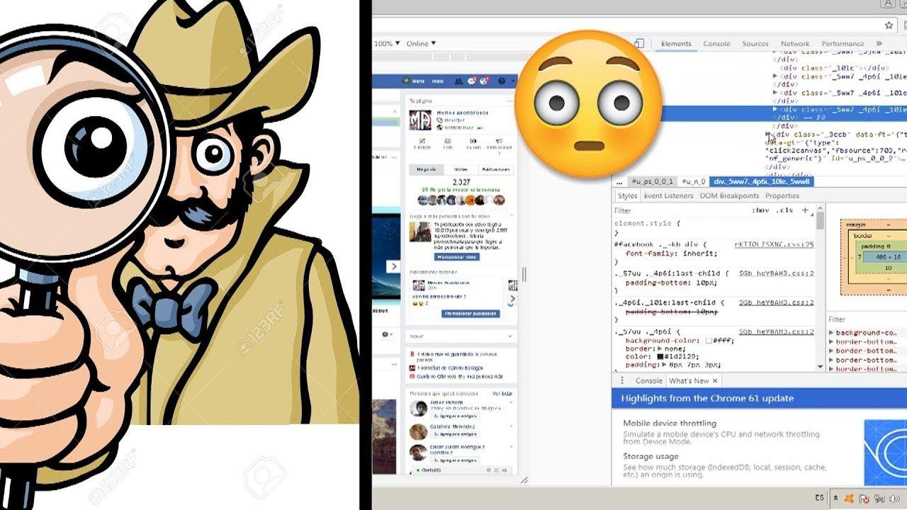 Como Saber Quien Mira Mi Perfil De Facebook 2019 Perfil De Facebook Perfiles De Instagram Perfil