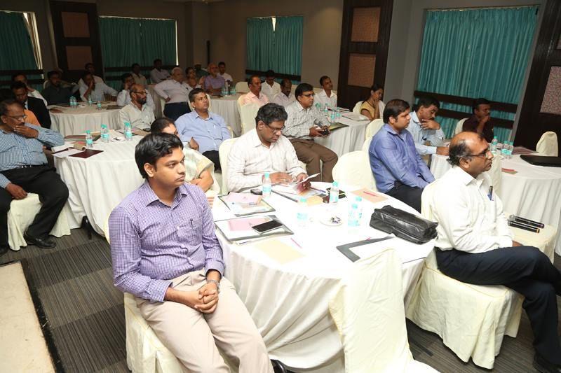 View of participants