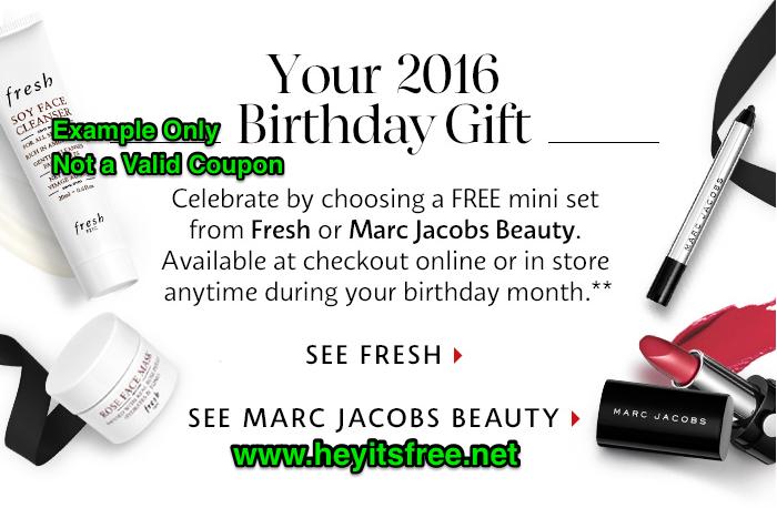 2020 Sephora Birthday Freebie Birthday freebies, Sephora