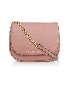michael kors bedford pink fold over cross body bag house of fraser rh pinterest com