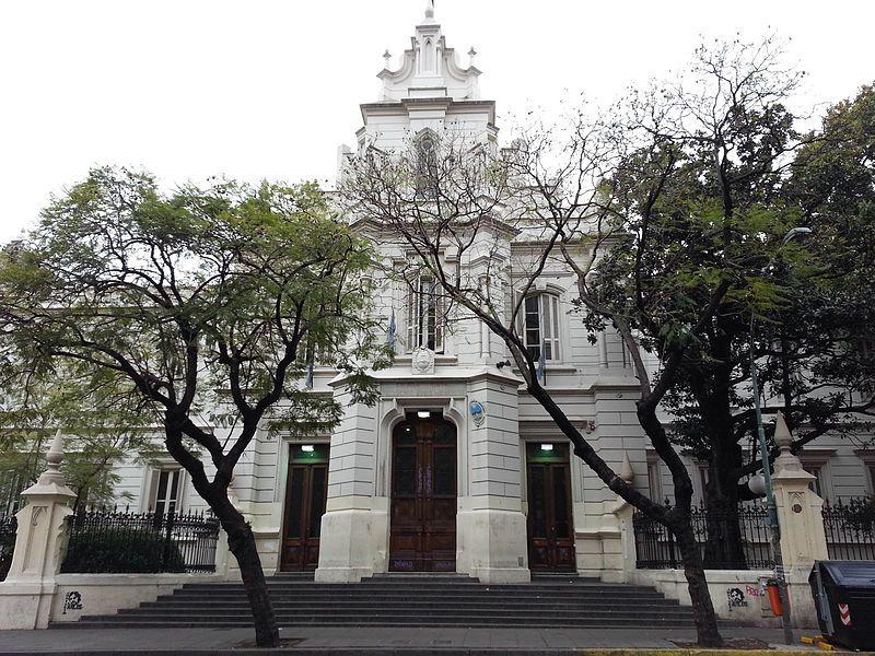 Escuela Nacional Normal de Profesores Nº 1 Presidente  Roque Sáenz Peña, CABA
