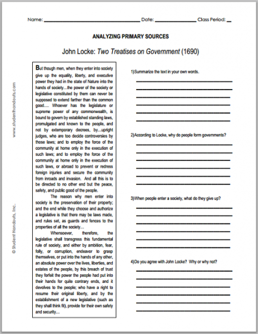 Why Government Worksheet Answer Key - worksheet