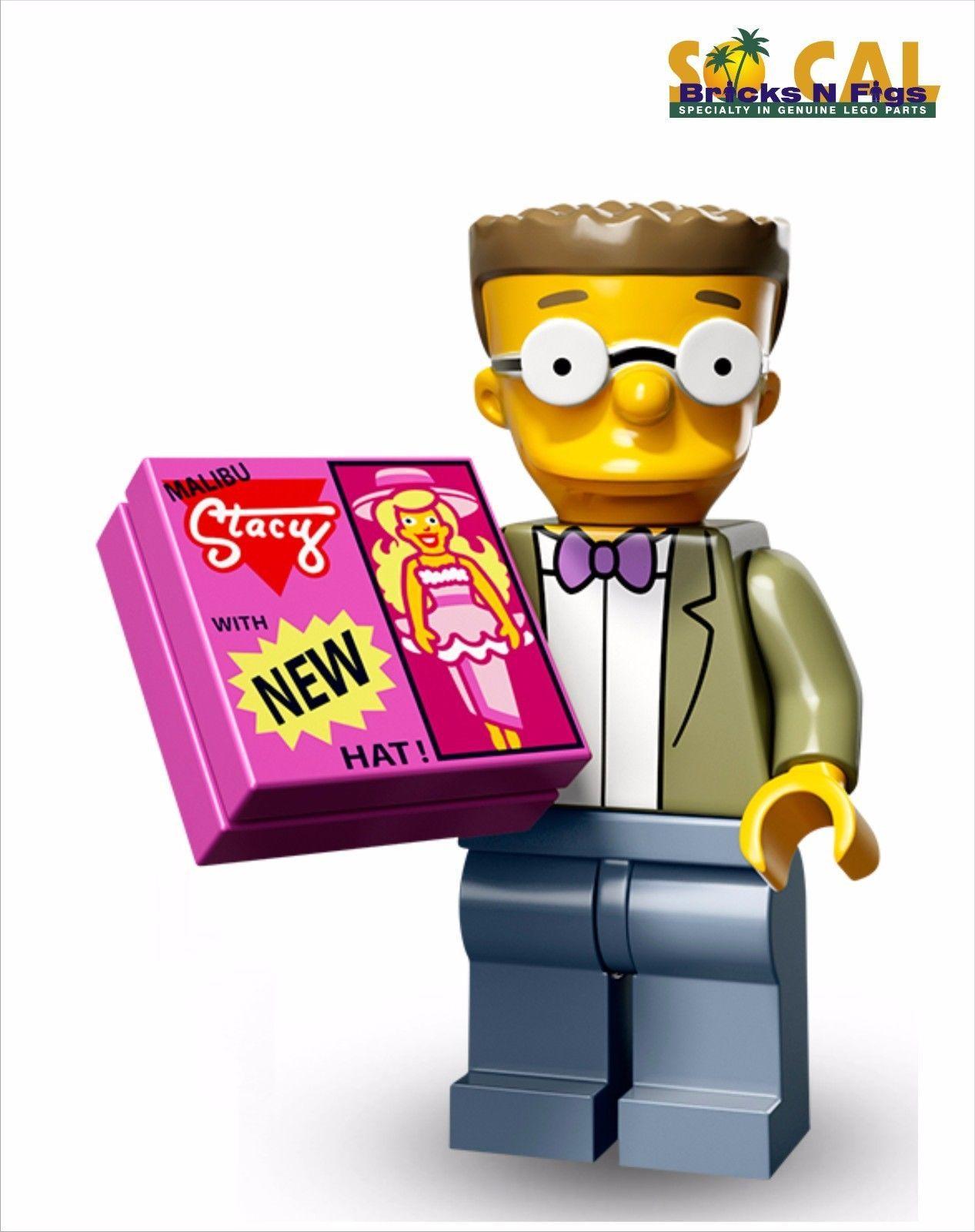 LEGO 71009 Simpsons Series 2 Bart Unused Code