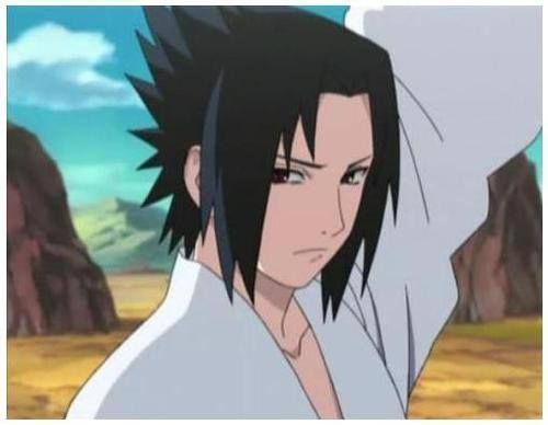 So Does Not Want - Sasuke