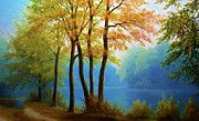 Nature Landscape Pictures by Edna Wallen