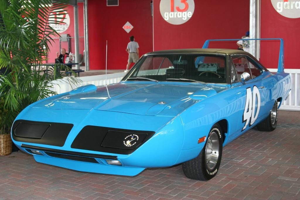 Strip The King Weathers In Real Life A 1970 Plymouth Superbird