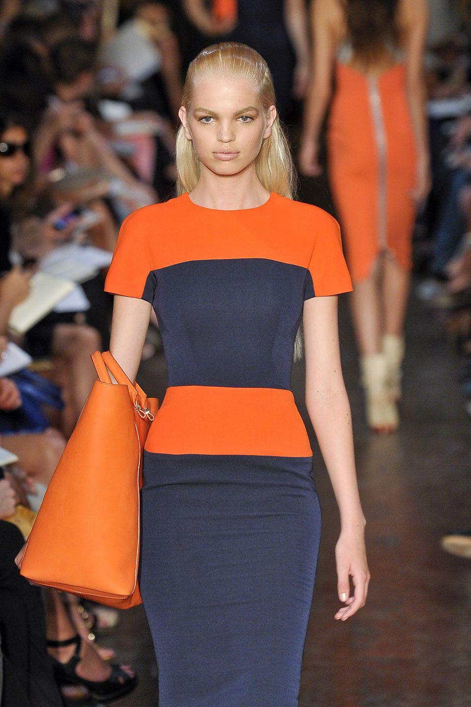 Victoria Beckham at New York Fashion Week Spring 2012
