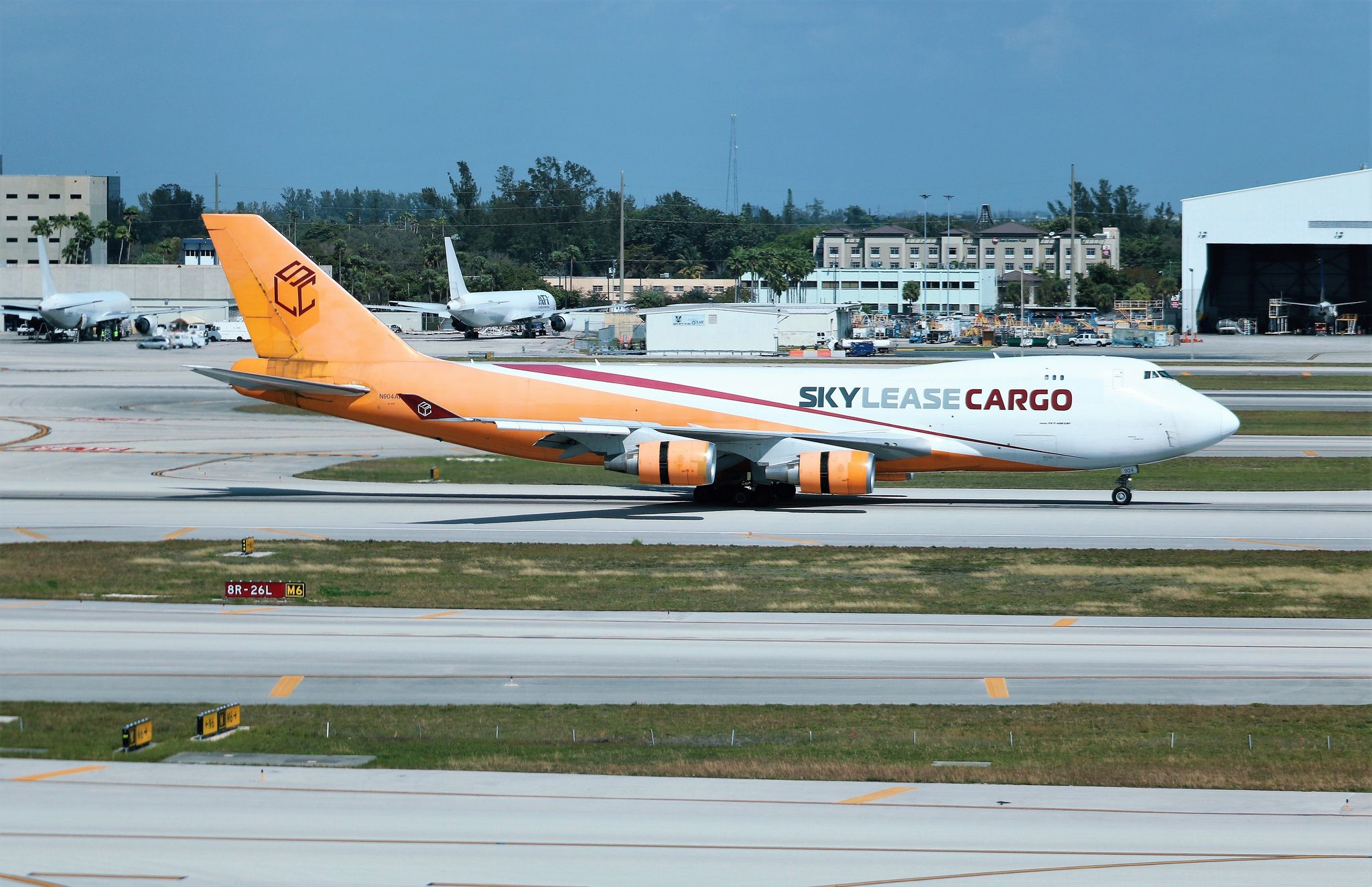 Sky Lease Cargo 747 Cargo airlines, Sky, Air france