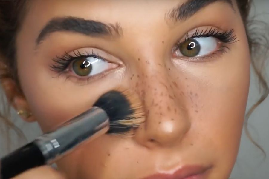 Create Cute Faux Freckles With These 6 Easy Steps   Faux ...