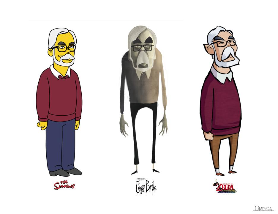 Hayao Miyazaki Style Matching By Yikomega On Deviantart In 2020 Hayao Miyazaki Miyazaki Ghibli Movies