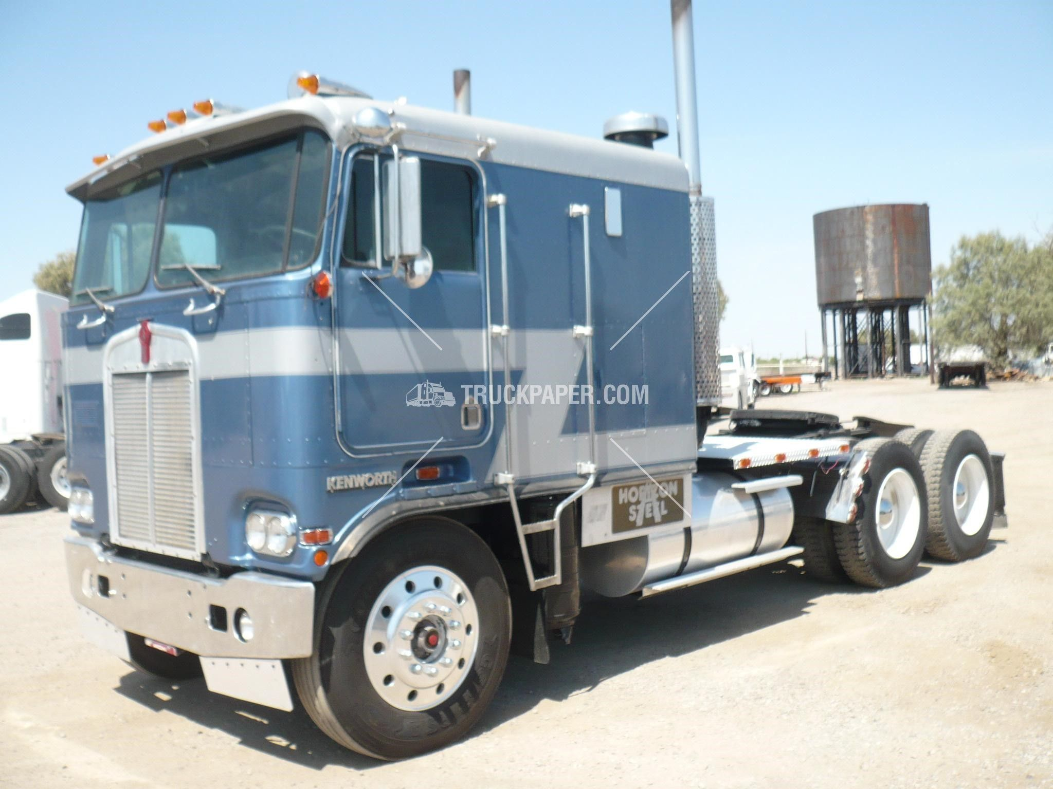Cabover Trucks For Sale >> 1978 Kenworth K100c Heavy Duty Trucks Cabover Trucks W