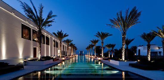 The Chedi Muscat A Ghm Hotel Chedi Hotel The Chedi Muscat Beach Hotel Resort