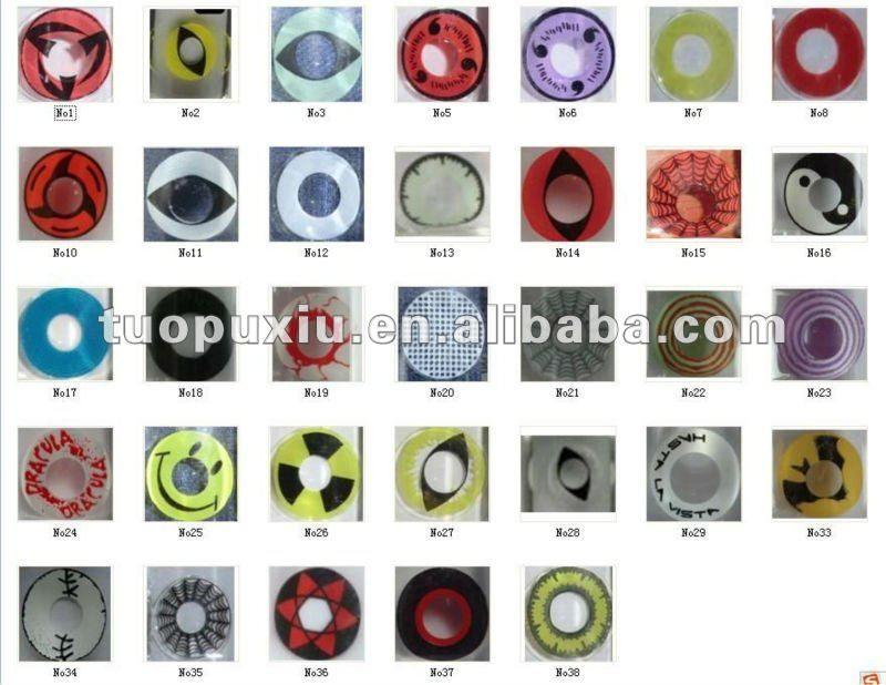 cheap contact lenses contacts halloween contact stock are halloween cheap wholesaler - Contact Lenses Color Halloween
