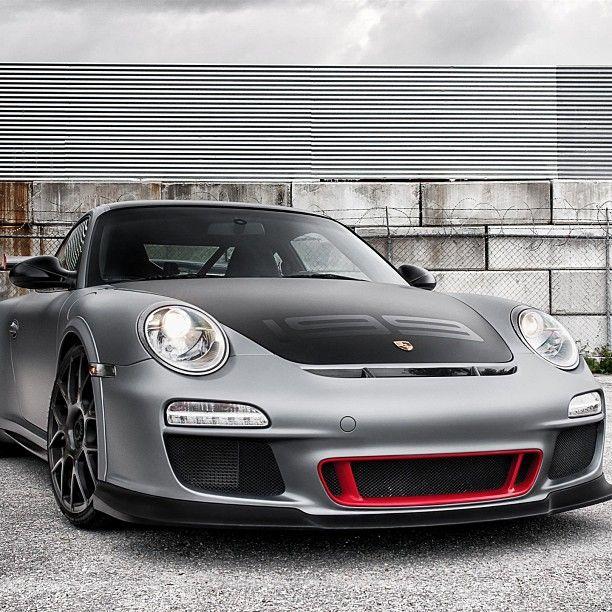 Sexy GT3 Porsche