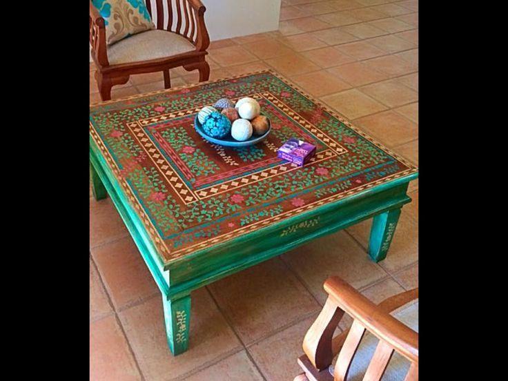 How To Refinish Teak Coffee Table