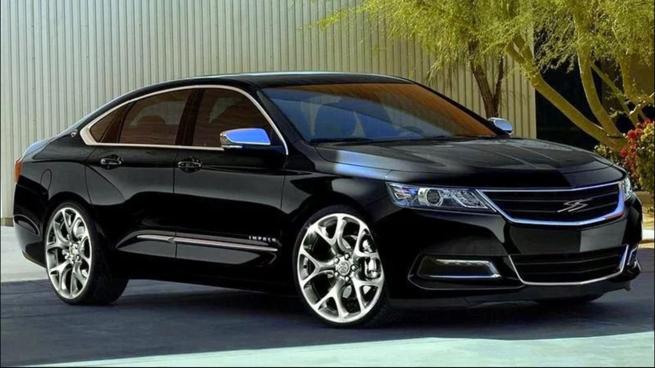 2016 Impala Ss Might Have To Get One