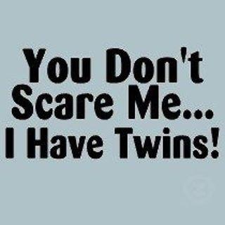 Voor de tweelingmama's