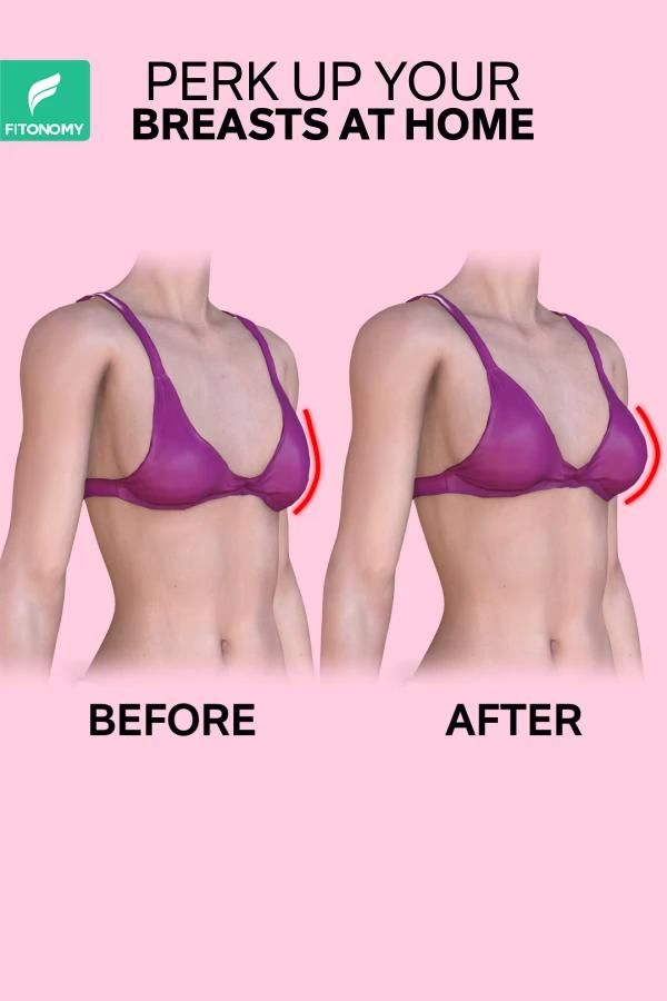 PERK UP YOUR BREASTS AT HOME
