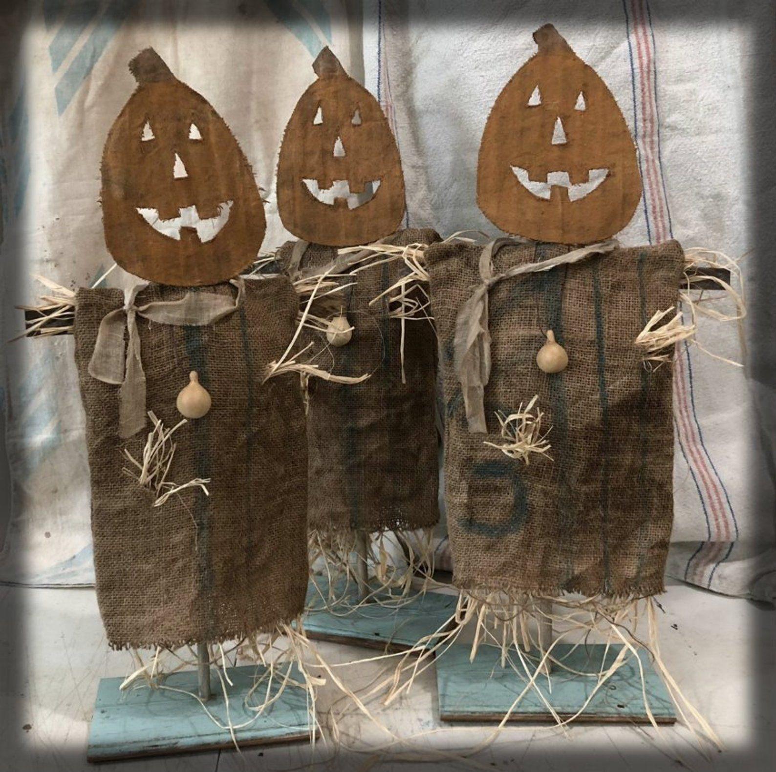 Etbc179 Prim Scarecrow Jack E Pattern