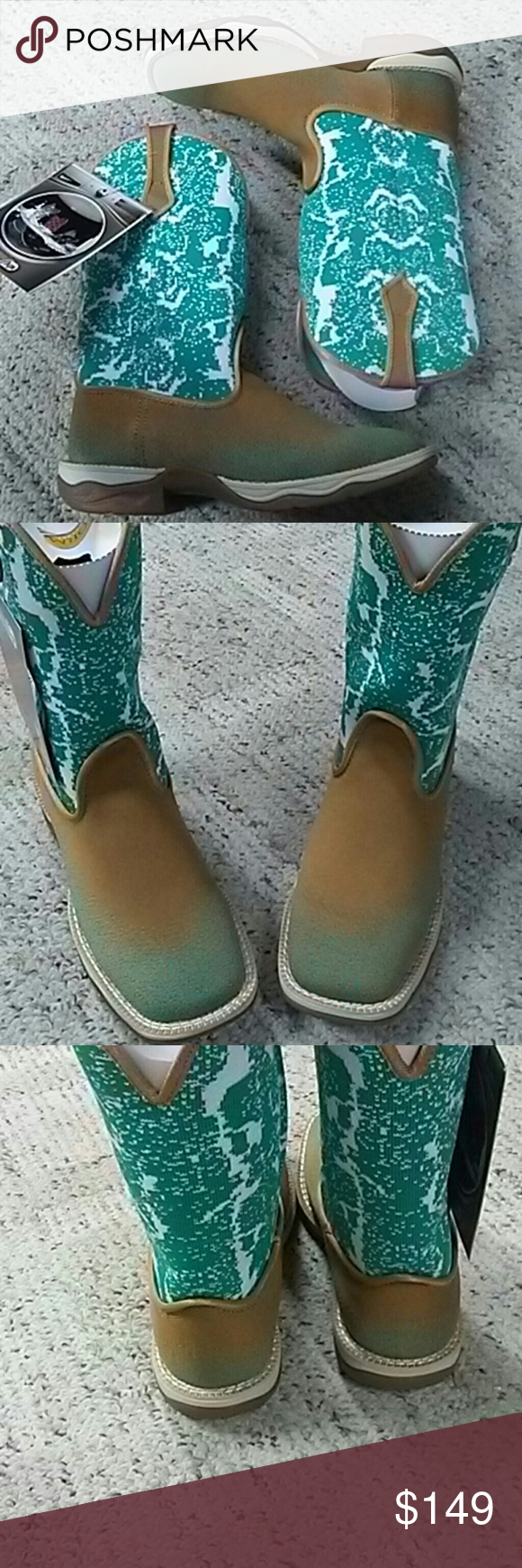 New Machine washable boots These are fabulous...fit comfortable like a tennis shoe and a slipper..yes you can ride in these.... Shoes