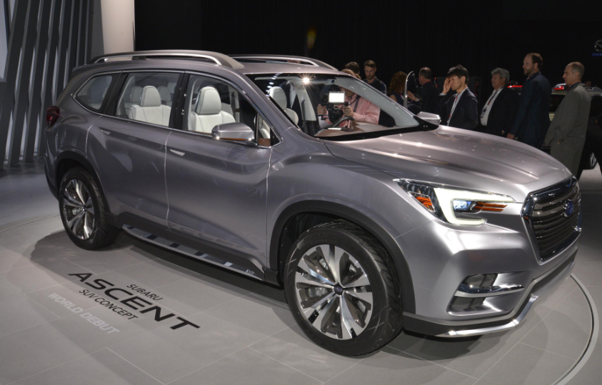 2020 Subaru Ascent Release Date The Subaru Company Is